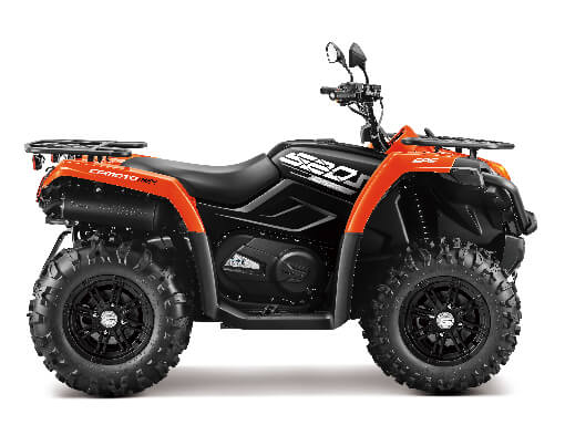 CFMoto off-road vehicle South Africa
