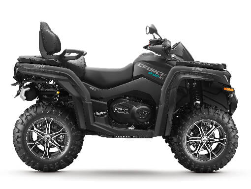 ATV CFMoto Off-Road Vehicle