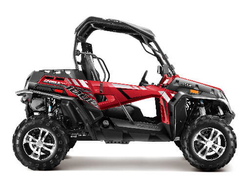 Off-road Utility Vehicle South Africa