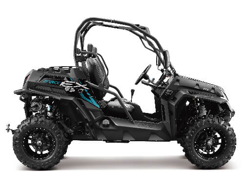 CFMoto off-road vehicles and UTVs